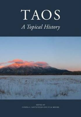 Taos: A Topical History (Hardback)