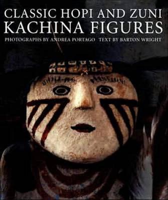 Classic Hopi & Zuni Kachina Figures (Paperback)