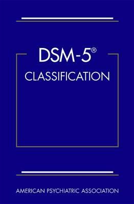 DSM-5 (R) Classification (Spiral bound)