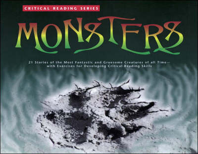 Critical Reading Monsters (Paperback)