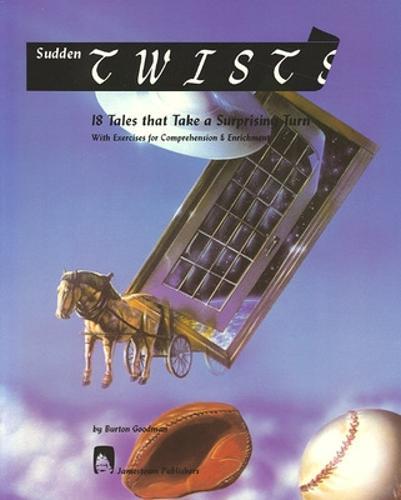 Goodman's Five Star Stories Sudden Twists - JT: FICTION BASED READING (Paperback)