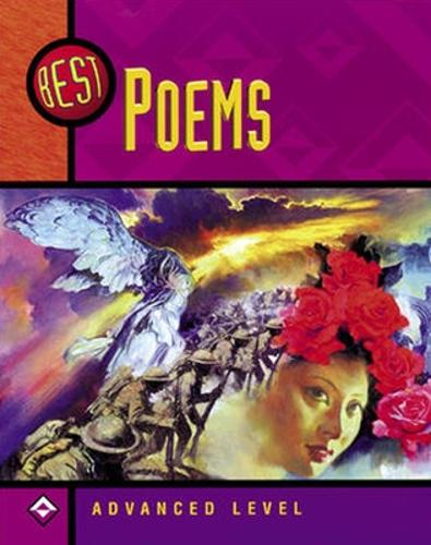 Best Poems, Advanced Level, softcover - NTC: JT: ADAPTIVE LITERATURE (Paperback)