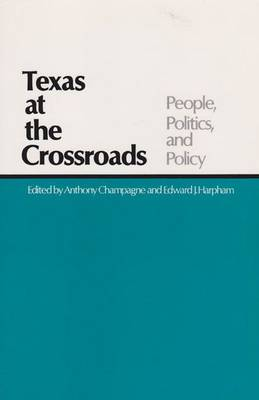 Texas at Crossroads (Paperback)