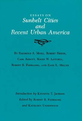 Essays Sunbelt Cities #23 (Hardback)