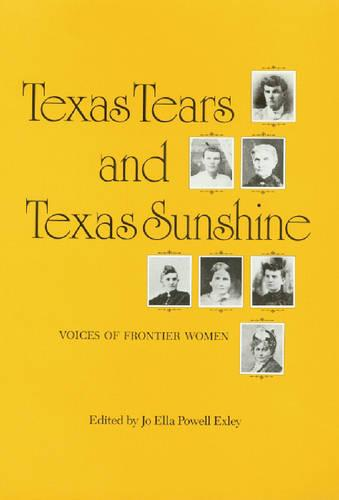 Texas Tears-Tx Sunshine (Paperback)