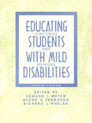 Educating Students with Mild Disabilities: Strategies and Methods (Paperback)