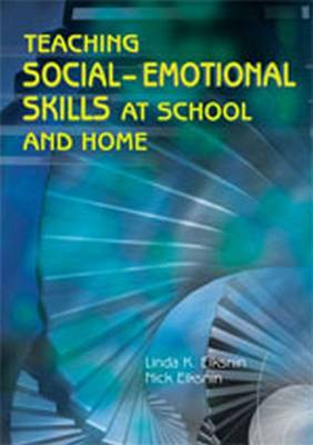 Teaching Social-emotional Skills at School and Home (Paperback)