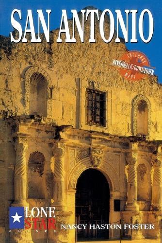 San Antonio - Lone Star guides (Paperback)