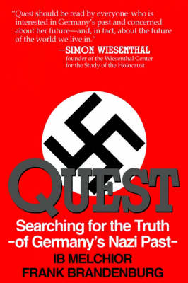 Quest: Searching for Germany's Nazi Past - A Young Man's Story (Paperback)