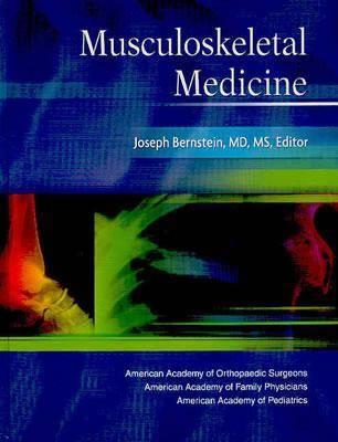Musculoskeletal Medicine (Hardback)