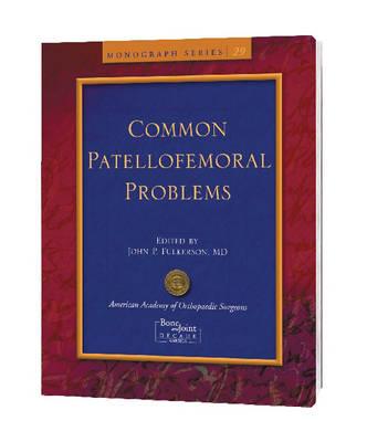 Common Patellofemoral Problems (Paperback)