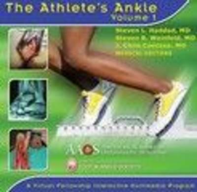 The Athlete's Ankle: v. 1 and v. 2 - Virtual Fellowship Interactive Multimedia Program (DVD)