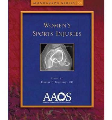 Women's Sports Injuries - Monograph Series (Paperback)