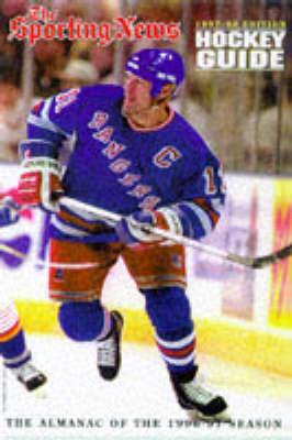 Hockey Guide 1997-98: The Almanac of the 1996-97 Season (Paperback)