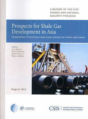 Prospects for Shale Gas Development in Asia: Examining Potentials and Challenges in China and India - CSIS Reports (Paperback)