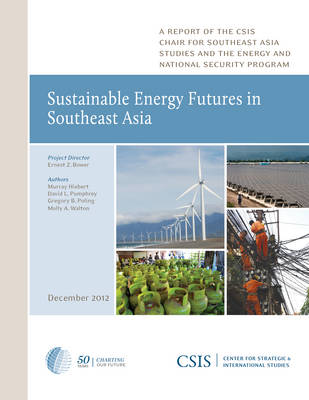 Sustainable Energy Futures in Southeast Asia - CSIS Reports (Paperback)
