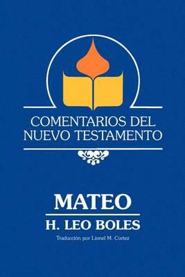 Comentarios Del Nuevo Testamento - Mateo (Paper) (Paperback)