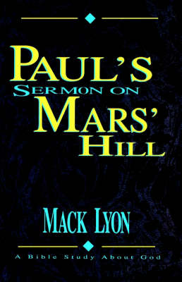 Paul's Sermon On Mars' Hill (Paperback)
