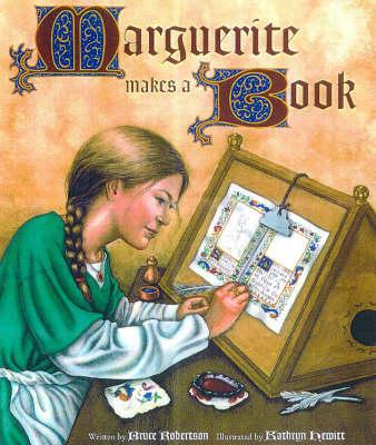 Marguerite Makes a Book (Hardback)