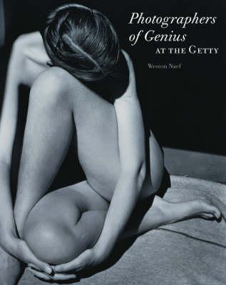Photographer of Genius at the Getty (Hardback)
