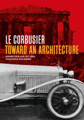 Toward an Architecture (Paperback)