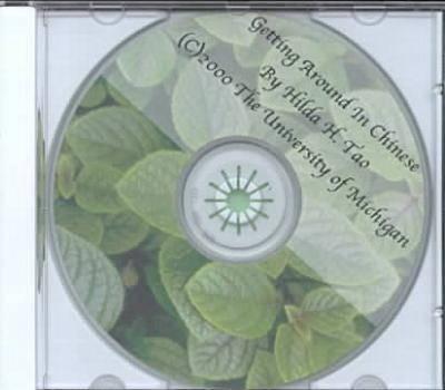 Getting Around in Chinese: Chinese Skills for Beginners (CD-ROM)