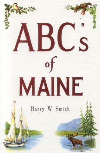 ABC's of Maine (Paperback)