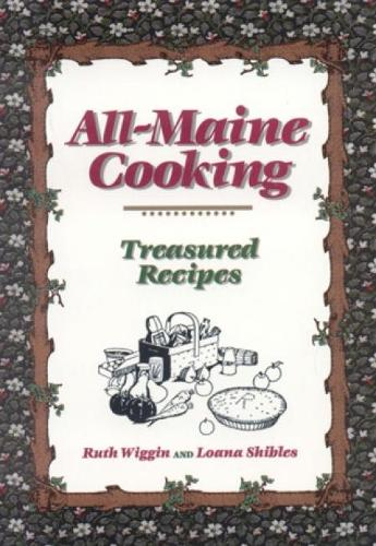All-maine Cooking (Paperback)