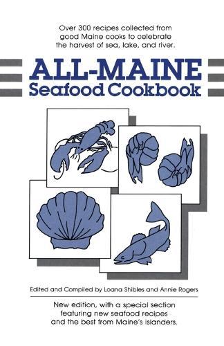 All-Maine Seafood Cookbook (Paperback)