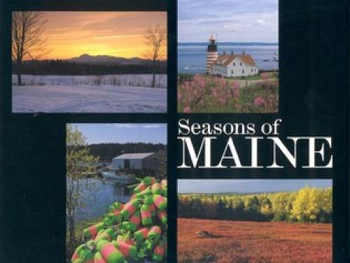 Seasons of Maine (Hardback)
