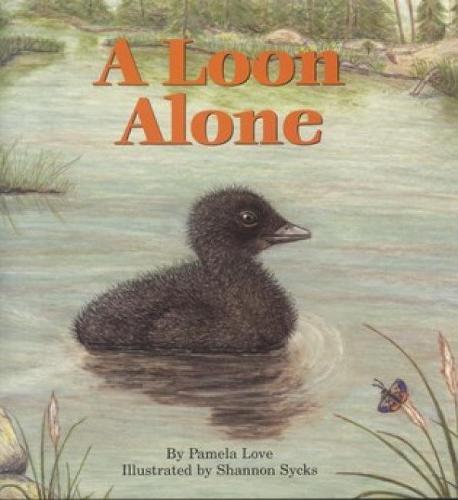 A Loon Alone (Hardback)