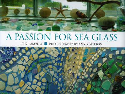 A Passion for Sea Glass (Hardback)