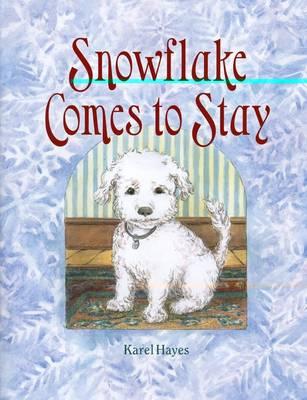Snowflake Comes to Stay (Hardback)
