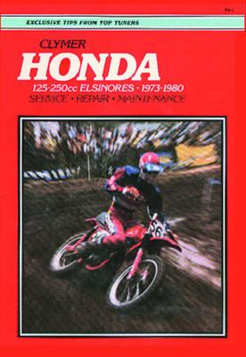 Honda Elsinores 125-250cc 73-80 (Paperback)