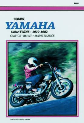 Yam 650Cc Twins 70-82 (Paperback)