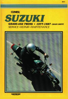 Suzuki GS400cc 1977-87 (Paperback)