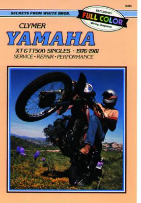 Yamaha XT500cc, 1976-81 (M405) (Paperback)