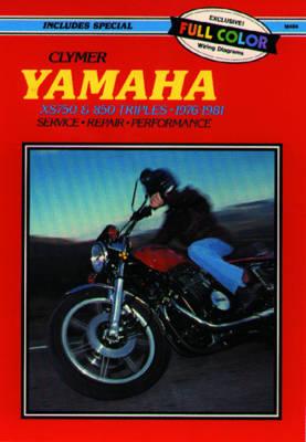 Yam Xs750 & 850 Triples 77-81 (Paperback)