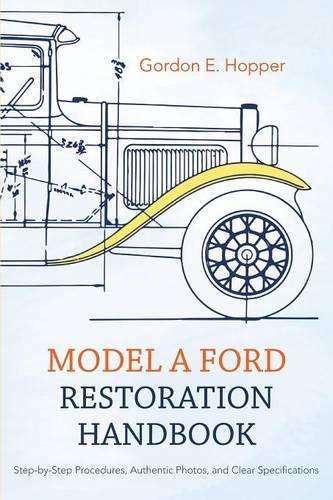 Model a Ford Restoration Handbook (Paperback)