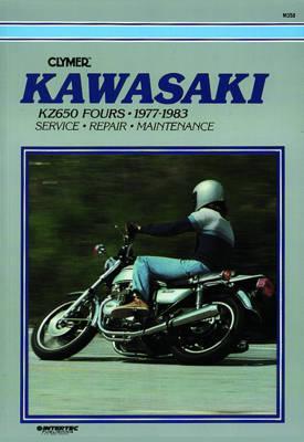 Kawasaki KZ650 1977-1983 (Paperback)