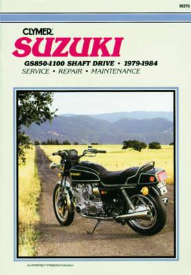 Suzuki Gs850-1100 Shaft Drv 79-84 (Paperback)