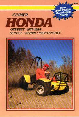 Honda Odyssey 77-84 (Paperback)