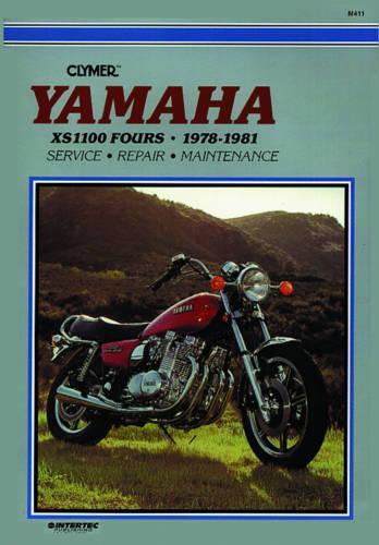 Yam Xs1100 Fours 78-81 (Paperback)