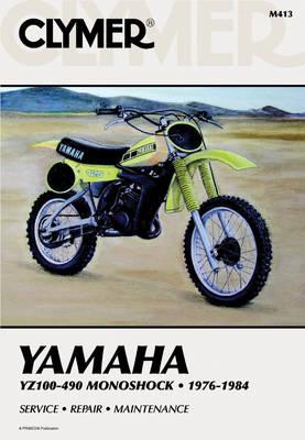 Yam Yz100-490 Monoshock 76-84 (Paperback)