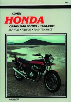 Honda CB900-1100 Fours 80-83 (Paperback)