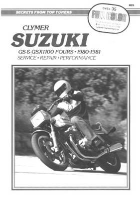 Suzuki Gs1100 Fours 80-81 (Paperback)
