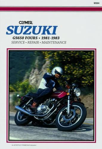 Suzuki Gs650 Fours 81-83 (Paperback)