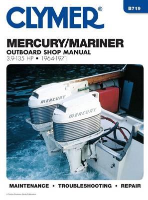 Mercury 3.9-135 Hp Ob 64-1971 (Paperback)