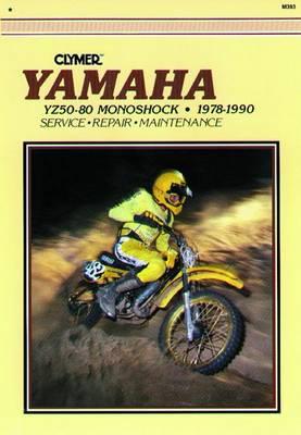 Yam YZX50-80 Monoshock 78-90 (Paperback)