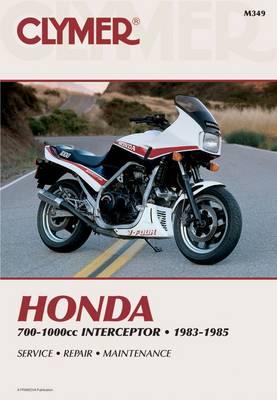 Honda 700-1000cc Intrceptr 83-85 (Paperback)